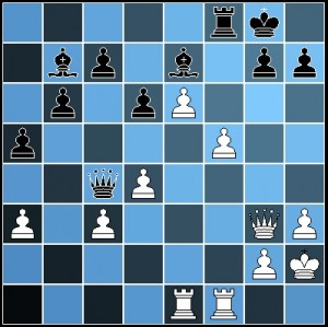 White is to move and win