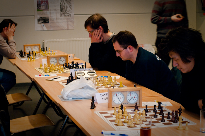 Namur 7 was a tough opponent