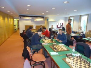 Interclubs 2012-2013 – Round 2