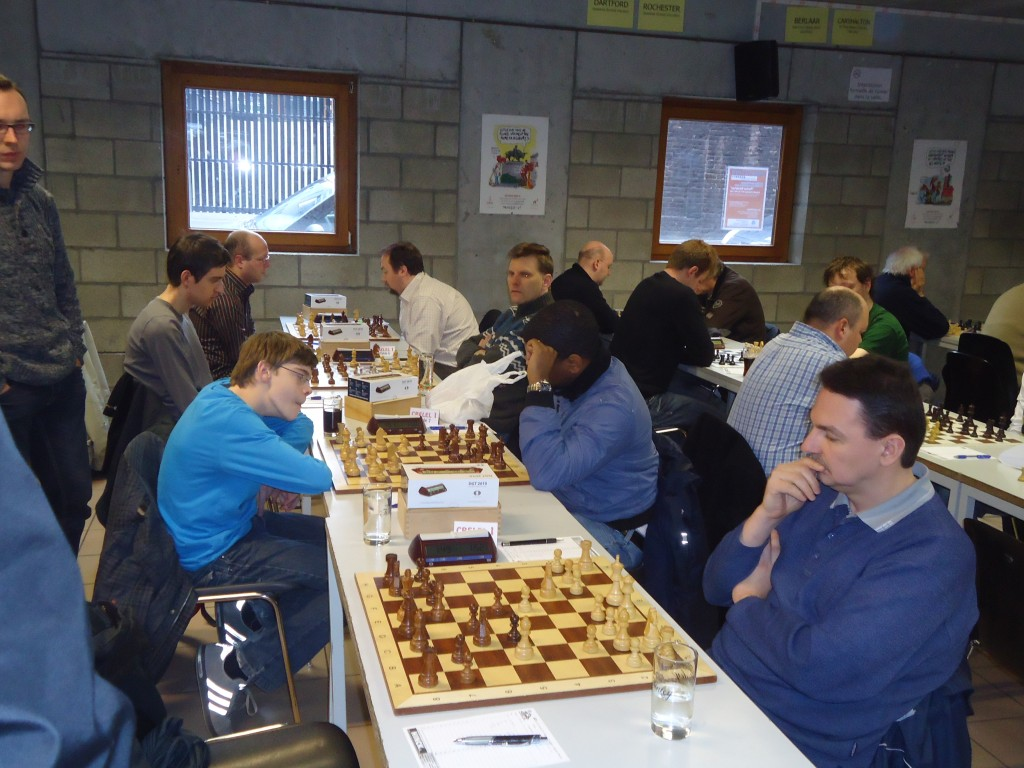 Interclubs 2012-2013 – Round 7