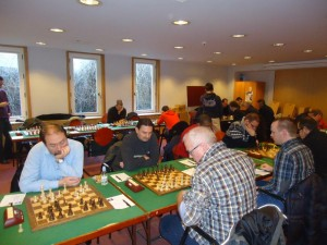 Interclubs 2013-2014 – Round 7