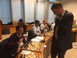 Learning from German Grandmaster Gustafsson
